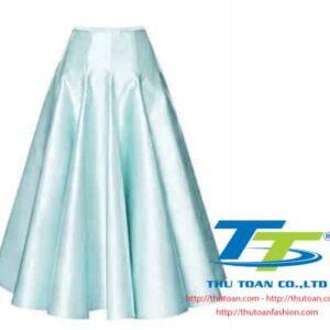 Thu Toan - Dong phuc Cong So - Vay 8 manh (2)